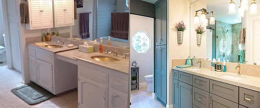 Gorgeous Bathroom Renovation in Fresno: From Yawn to YES!