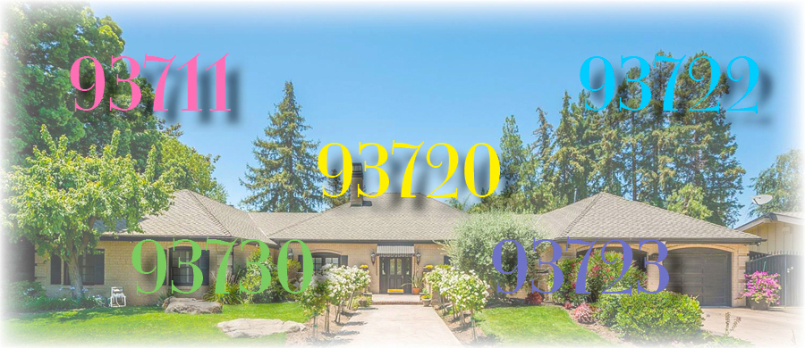 The Top Zip Codes in Fresno for Beautiful Homes