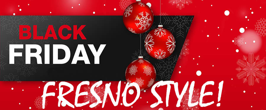 2019 Black Friday / Christmas Shopping in Fresno - Where to Go
