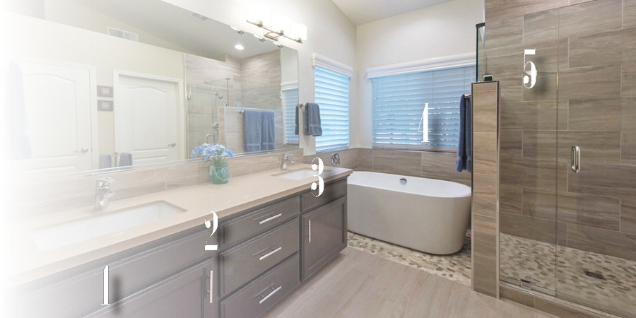 Fresno Bathroom Remodeling A Step By Process